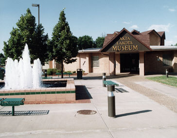 Akta Lakota Museum & Cultural Center.