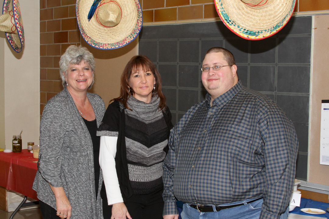 St. Joseph's Indian School's 2012 chili cook-off winners!