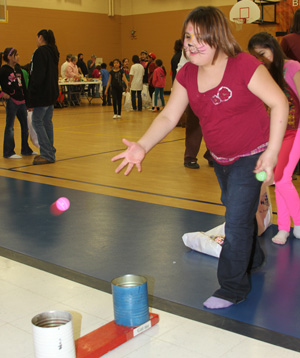 St. Joseph's holds a Sobriety Carnival each February for the Lakota boys and girls.