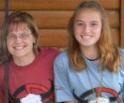 St. Joseph's students love having Claire as a houseparent!