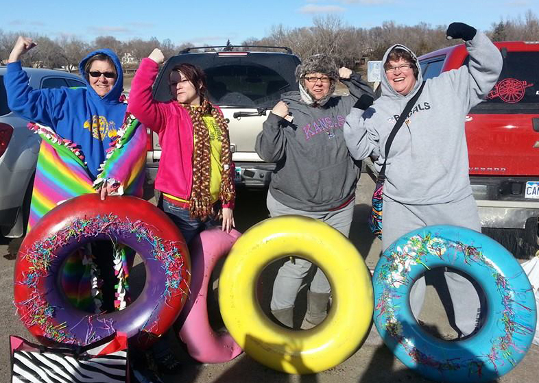 With 56 participants and lots of fans, Chamberlain's Polar Plunge event raised over $29,000 for the South Dakota Special Olympics!