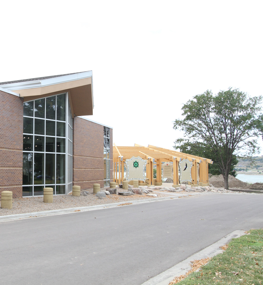 The Akta Lakota Museum & Cultural Center now includes an Alumni & Historical Center and a Medicine Wheel Garden.
