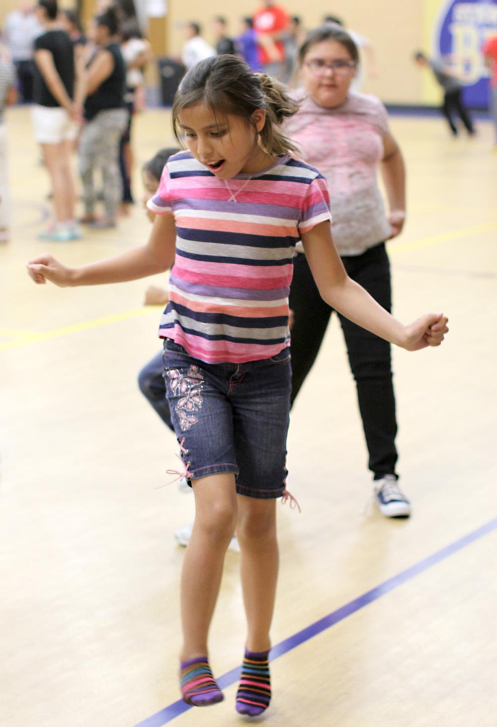 St. Joseph's powwow will be September 12-13; the Lakota children are ready!