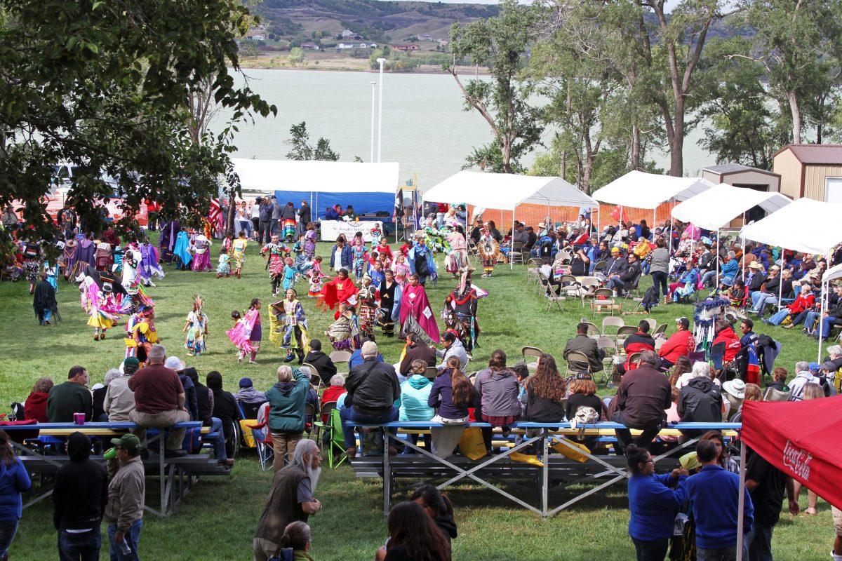 Supporters Dub 41st Annual St. Joseph's Powwow Weekend 'a blast'